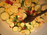 Summer Squash Side Dish & Soup – one now, one later