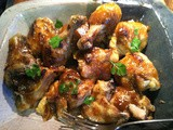 Texas Broiler Barbecued Chicken