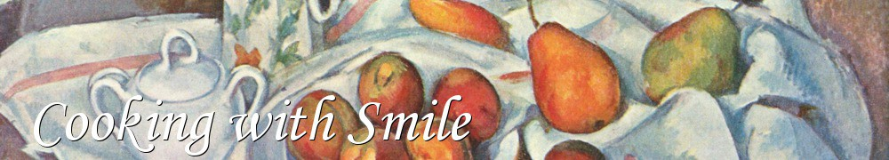 Very Good Recipes - Cooking with Smile