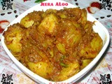 Jeera Aloo (Cumin Roasted Potato)