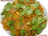 Kohlrabi Potato Curry