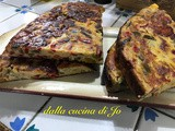Tortino di ratatouille