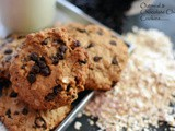 Back to the game with Oatmeal and Chocolate Chip Cookies