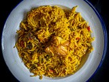 Instant Chicken Pulao Recipe | Chicken Pulao in Pressure Cooker