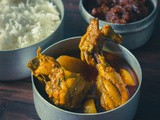 Panch Phoron Murgi | Bengali Chicken Curry with Panch Phoron