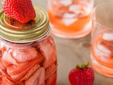 12 Treats of Christmas: Strawberry Vodka