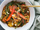 Indian Vegetable Curry (vegan)