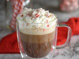 Peppermint Chocolatte {vegan, dairy-free}