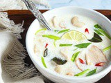 Vegan Thai Coconut Soup