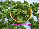How to make Baked Kale Chips