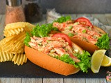 'Lobster' Roll (No-cook)