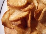 Chips de topinambour