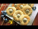 Coconut Kiss Cookies Recipe