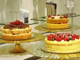 Cooking Courses, Demonstrations, Recipes, Shows...Are You Confused Yet? - One Cake Three Ways