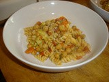 Ww Chickpeas and Pasta