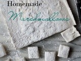 How to Make Homemade Marshmallows (step by step with photos)