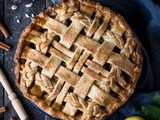 Ginger Apple Pie (Vegan)