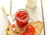 Plum And Amaretto Jam