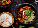 Sweet Potato Black Bean Chilli (Vegan)
