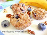 Brain boosting breakfast bites