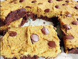 Hidden fruit & veg brookie dough (brownie cookie dough)