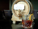 A Negroni, Trish's Blossom, and Sagecello at Sage Bar