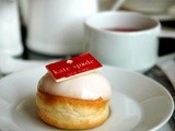 Afternoon Tea with a New York Twist at Writers Bar