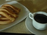 An Afternoon with Churros con Chocolate