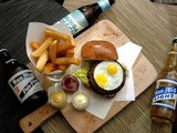 Beat the Monday Blues with the Burger and Free-Flowing Beer Mondays at Fireplace