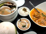 Beating the Rains and Traffic with Sinigang and Kare-Kare at mesa Filipino Moderne