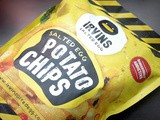 #DangerouslyAddictive and #DangerouslyMasarap: Irvin's Salted Egg Potato Chips