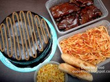 #DeliciousonDemand: Pick-Up or Delivery, Enjoy Hearty Family Feast Meals and Decadent Cakes by Plana's Pantry at Home