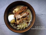 Dining in the Next Normal: Be a Ramen Chef at Home with the Chicken Paitan King Ramen to Go by Ramen Nagi