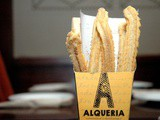 Food News: Churros con Chocolate at Half-Price, All Day with Alqueria's Churros Madness