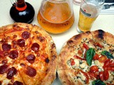 Pizza and Beer: Celebrate with a Pizza Bundle and a Pitcher at Stella Wood Fired Bistro