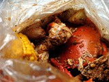 #ProudDavao: a Sumptuous Seafood Feast at Blue Posts Boiling Crab and Shrimps