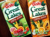Summer's On with Great Lakes 100% Juice Fruit & Carrot Mix and Tropical Blend Fruit Mix