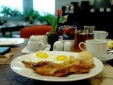 Sunny Days and Bacon: Breakfast at f All Day Dining Restaurant