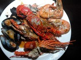 The Day's Freshest Catch at New World Makati Hotel's Cafe 1228