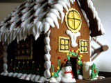 The Flavors of Christmas with Marriott Hotel Manila's Gingerbread House