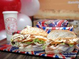 The Sandwich That Started It All: Earl of Sandwich Opens in sm Megamall
