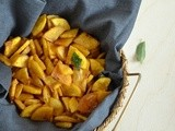 Varutha upperi/Banana Chips