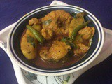 Aar Fish With Coriander Leaves
