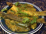 Bengali Fish Recipe—-Parshe Fish Gravy