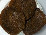 Chocolate Malpua/Shallow Fried Chocolate Malpua