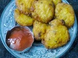 Delicious Snacks -- Mysore Bonda In Bengali Style