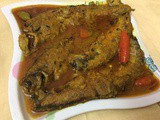 Pabda Fish In Rich Gravy/Pabda Macher Jhal