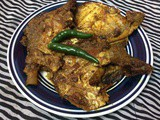 Pomfret Fish Roast/Dry Dish Of Pomfret Fish