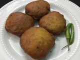 Unique Fritters Recipe–Aam Adar Chop