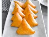Bread Samosa Recipe – Fried, Baked and Air Fryer Version